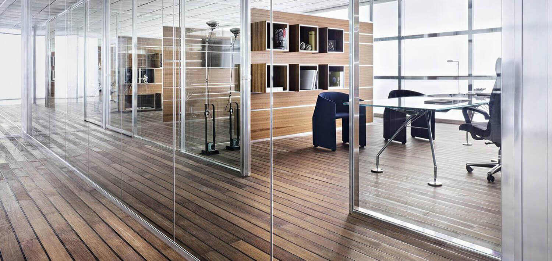 Asset Office Interiors-Διαχωριστικά Συστήματα