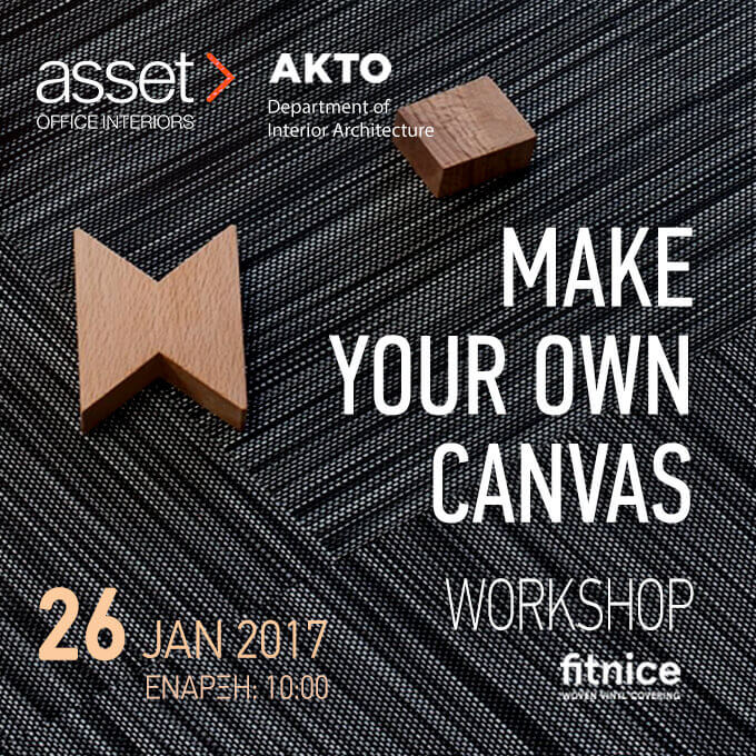 Asset Office Interiors-Make Your Own Canvas Workshop 26.01.17