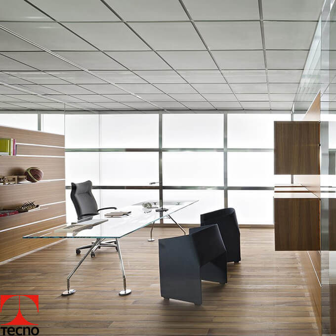 Asset Office Interiors-Tecno - Νέα Συνεργασία