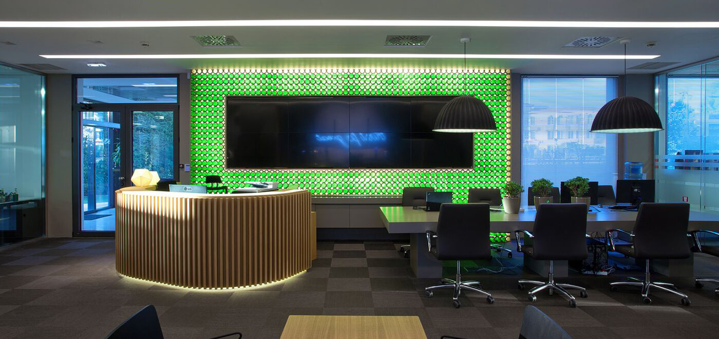 Asset Office Interiors-