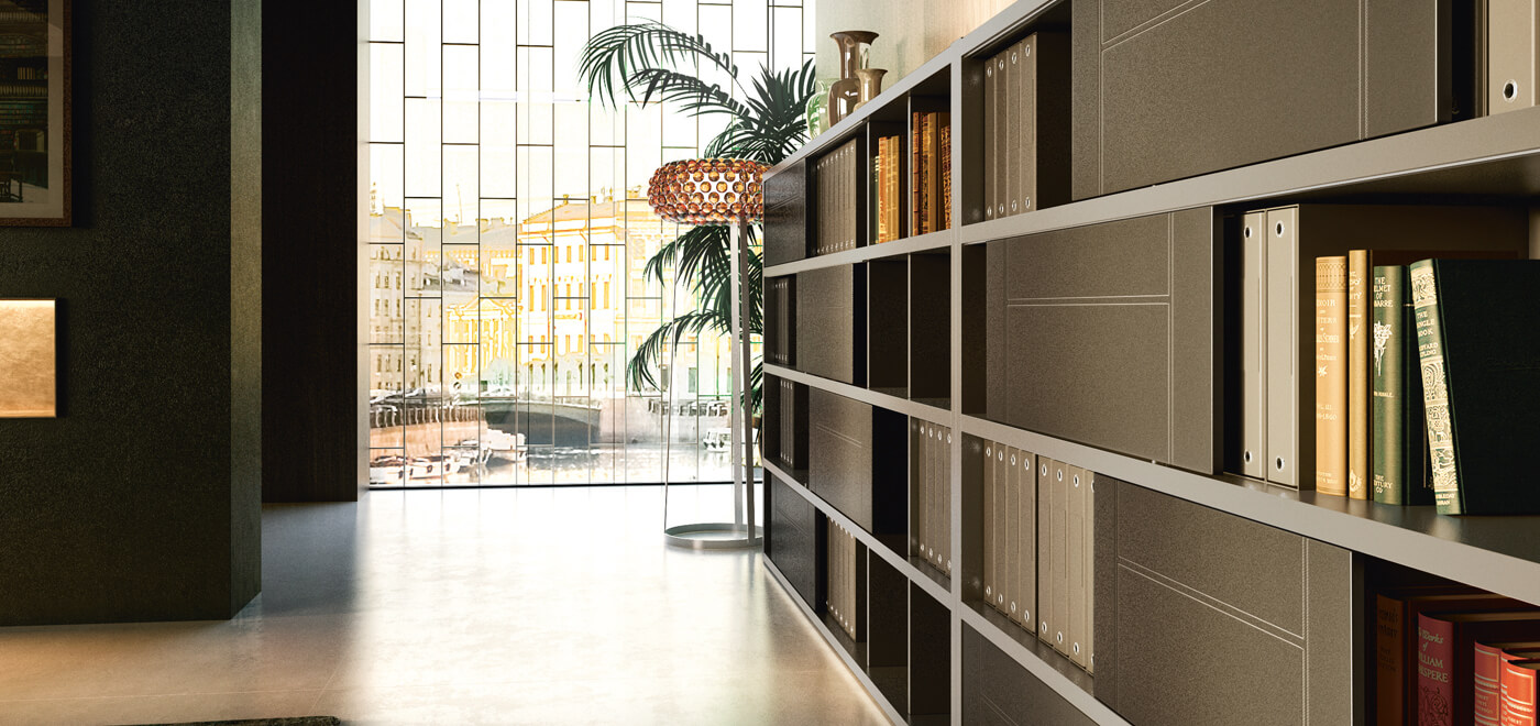 Asset Office Interiors-ABACUS