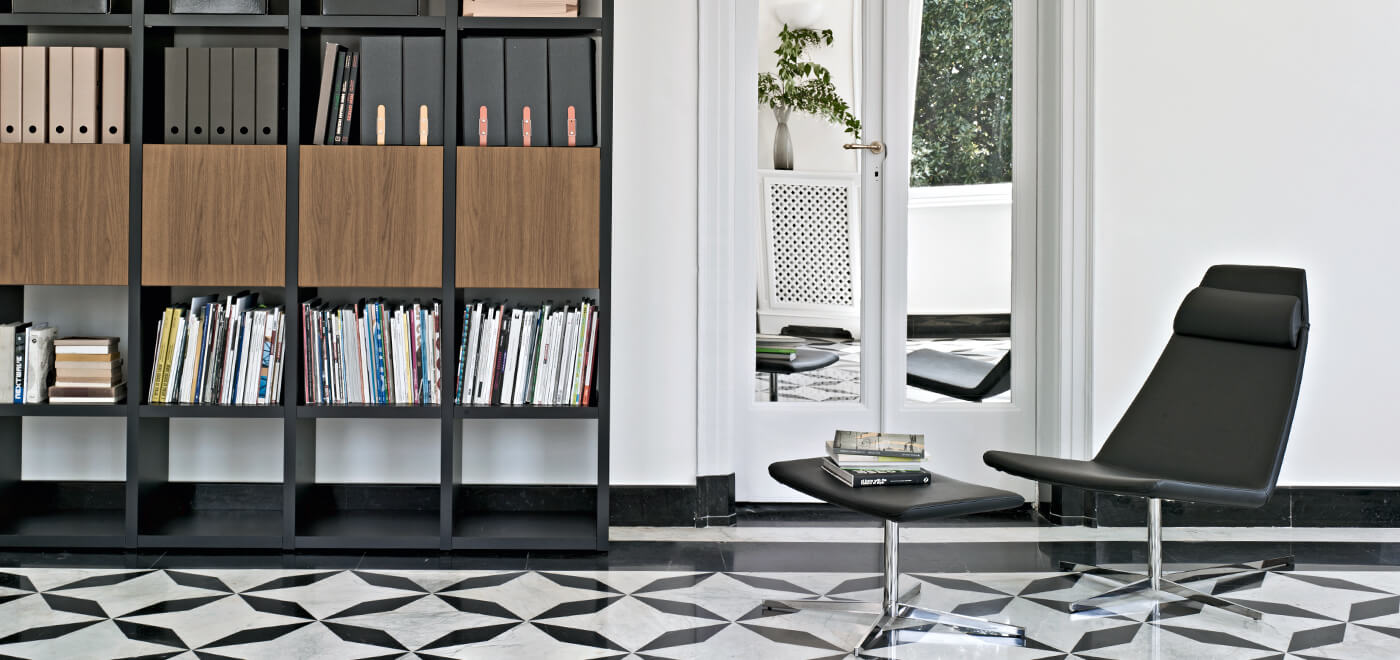 Asset Office Interiors-LIBRO