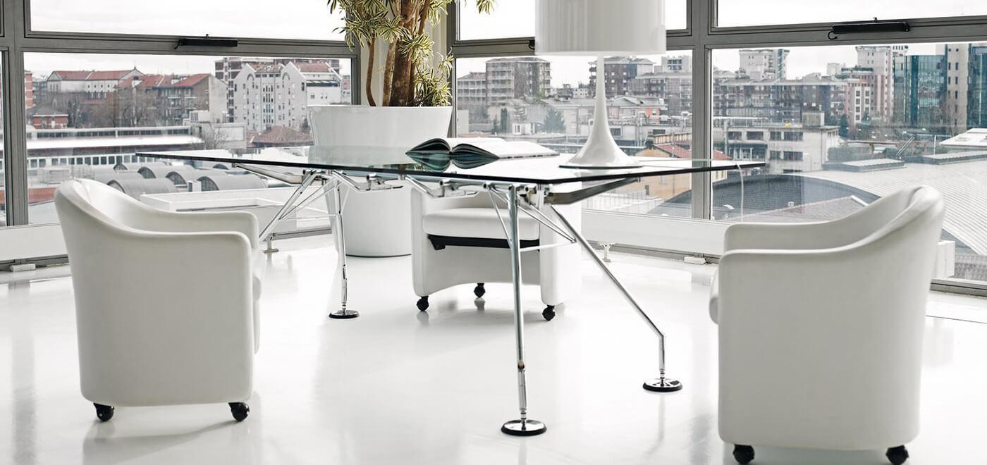 Asset Office Interiors-NOMOS