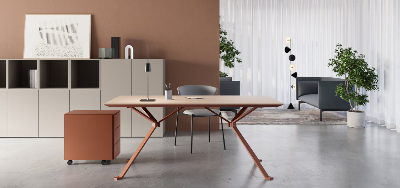 Asset Office Interiors-Revo