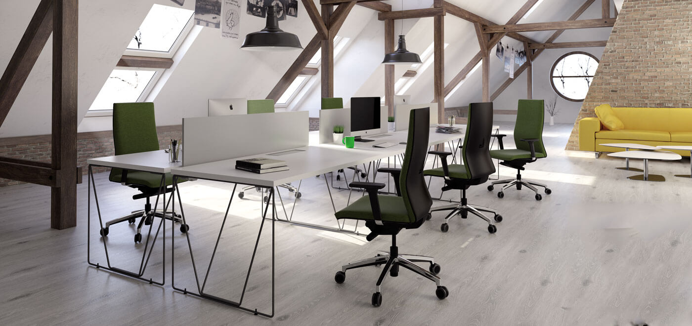 Asset Office Interiors-Let's Work