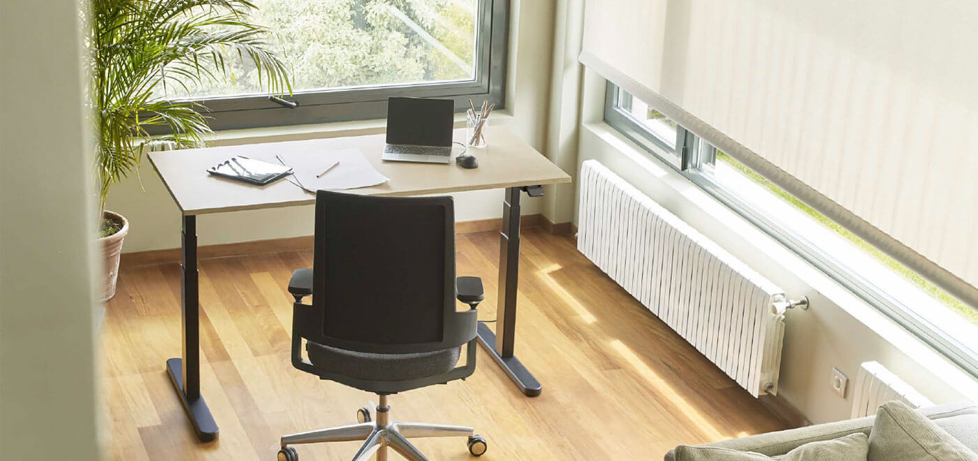 Asset Office Interiors-Sit & Stand
