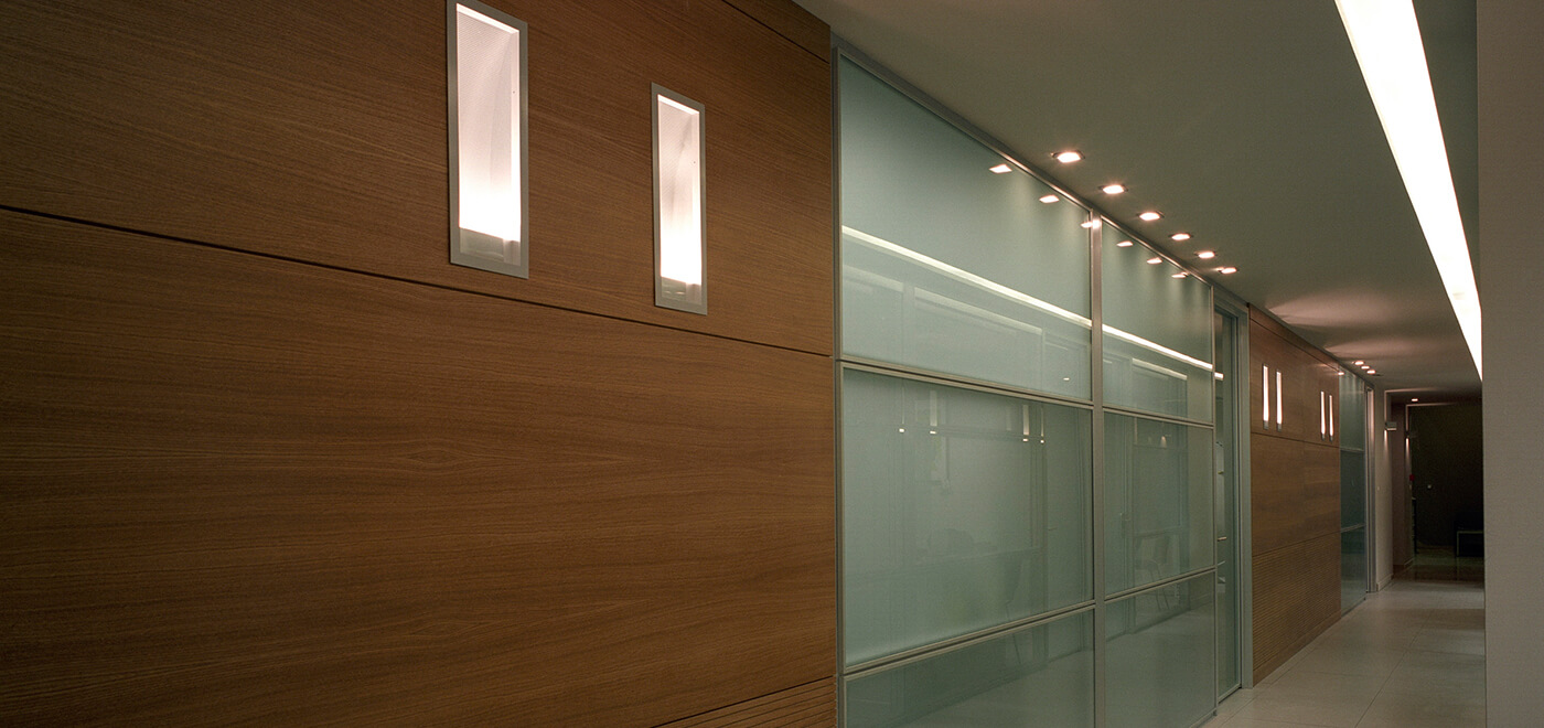 Asset Office Interiors-FRAMED DOUBLE GLAZED