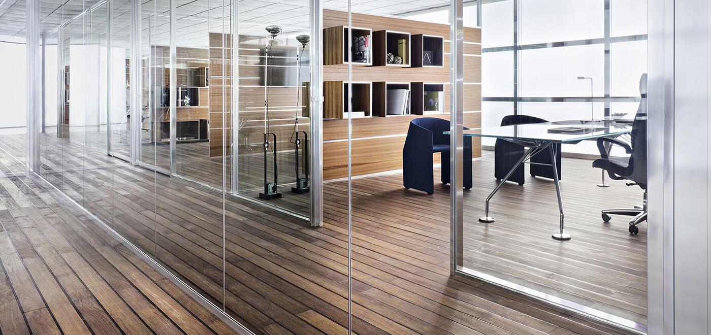 Asset Office Interiors-W80