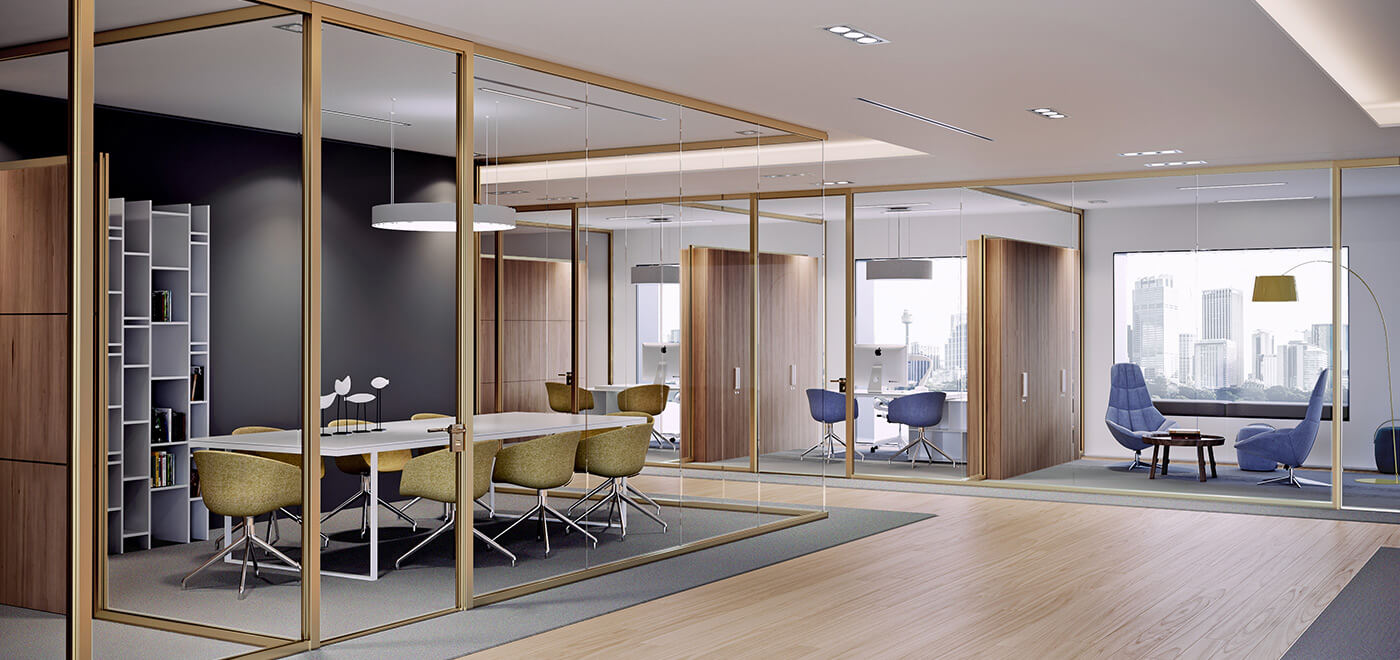Asset Office Interiors-SLIM 50