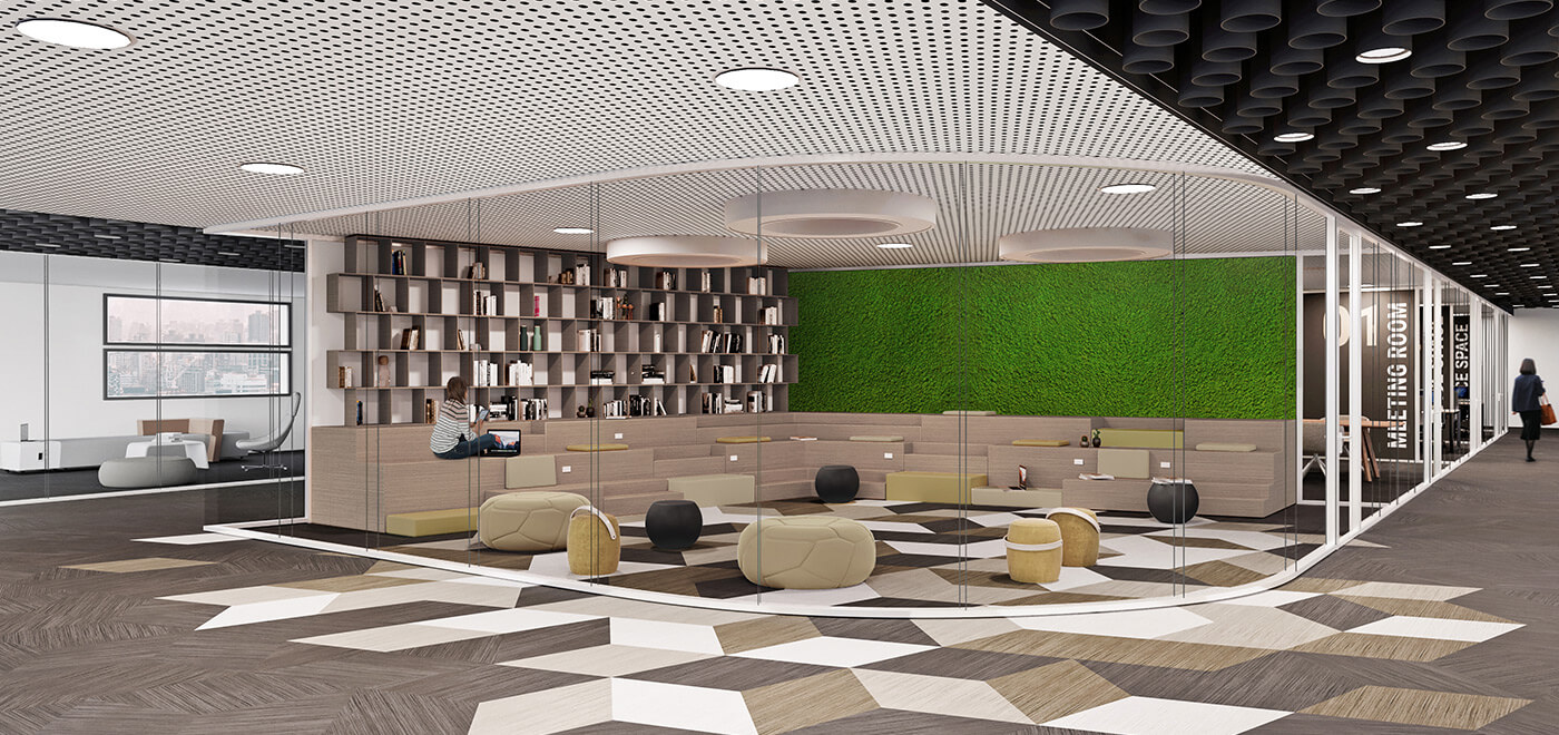 Asset Office Interiors-SMART 85