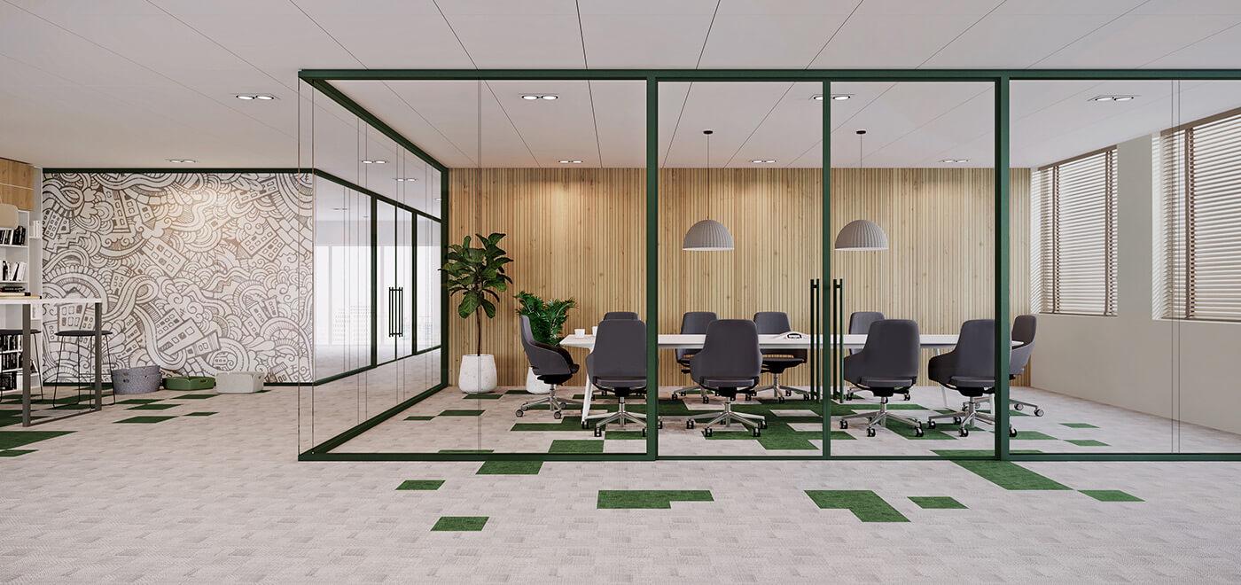 Asset Office Interiors-Smart 85