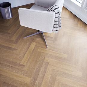 Asset Office Interiors-Project Floors Herringbone