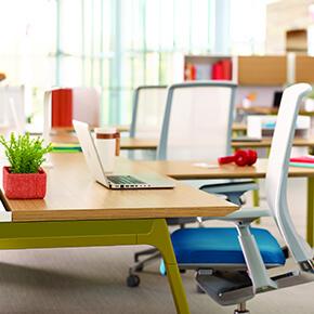 Asset Office Interiors-Intuity