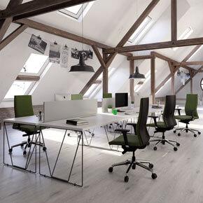 Asset Office Interiors-Let's Work