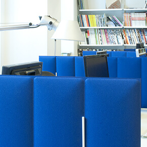 Asset Office Interiors-Eco Desk