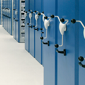 Asset Office Interiors-Συστήματα Αποθήκευσης