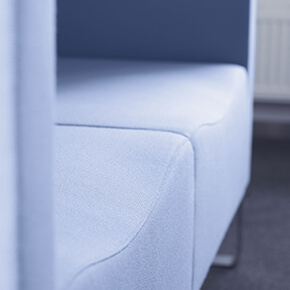 Asset Office Interiors-Καθίσματα Αναμονής