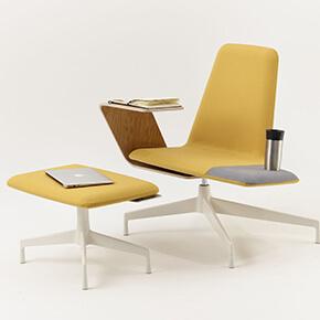 Asset Office Interiors-Harbor Work Lounge
