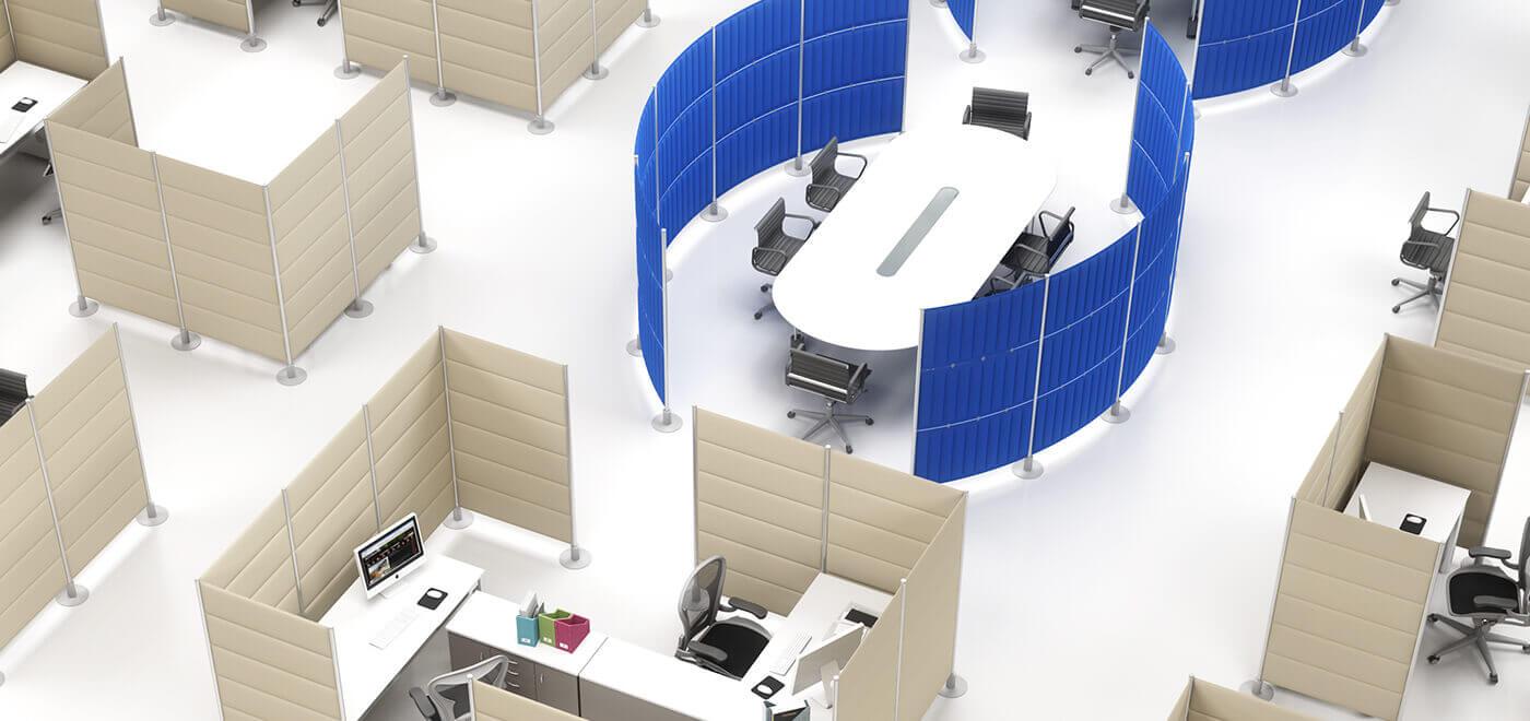 Asset Office Interiors-Ecoflex / Ecostrong