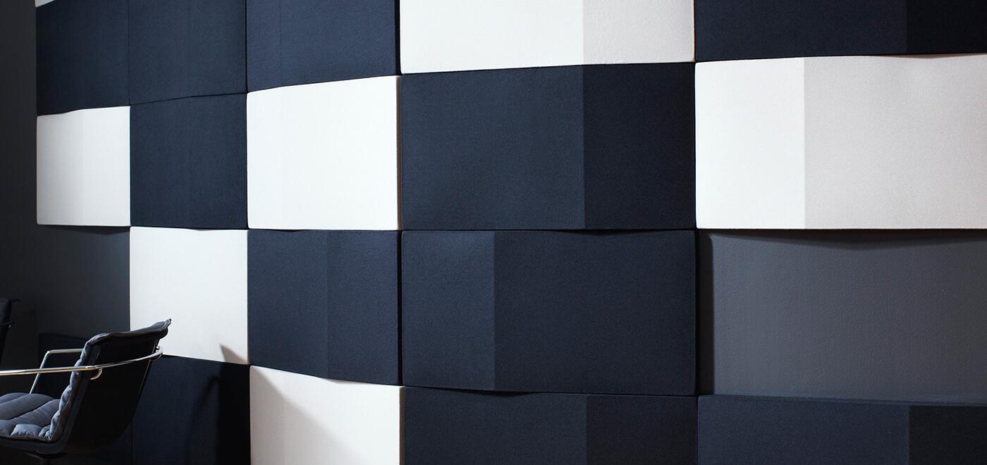 Asset Office Interiors-Triline Wall