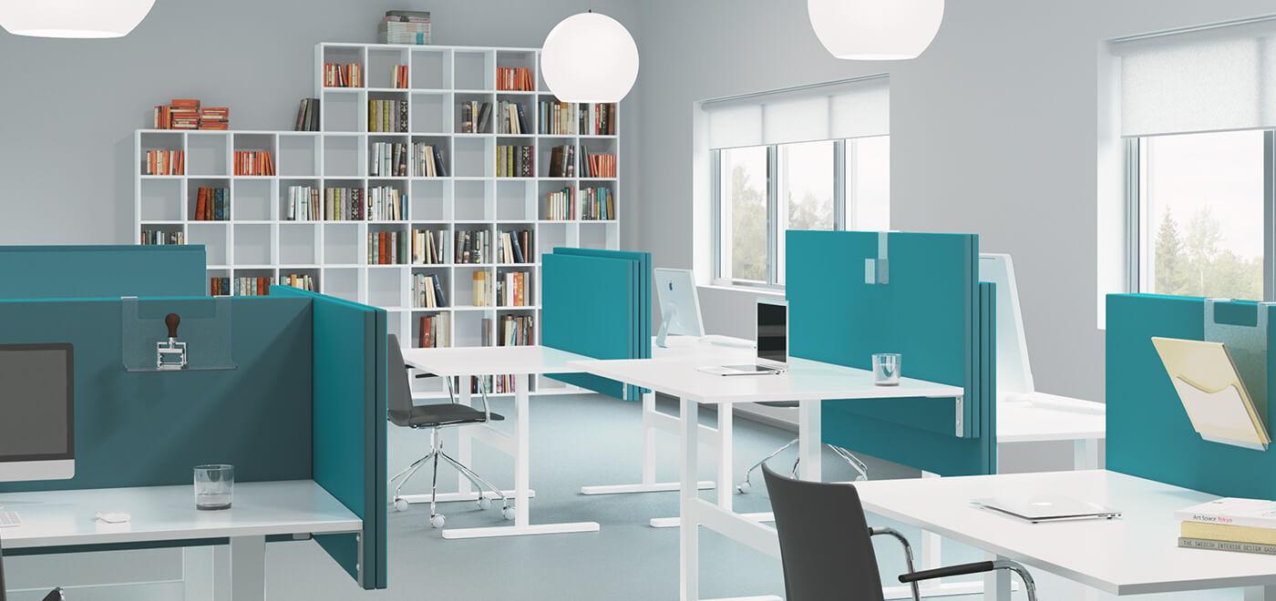Asset Office Interiors-Soneo