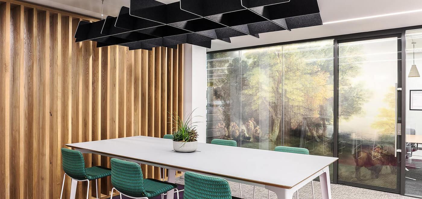 Asset Office Interiors-BuzziGrid