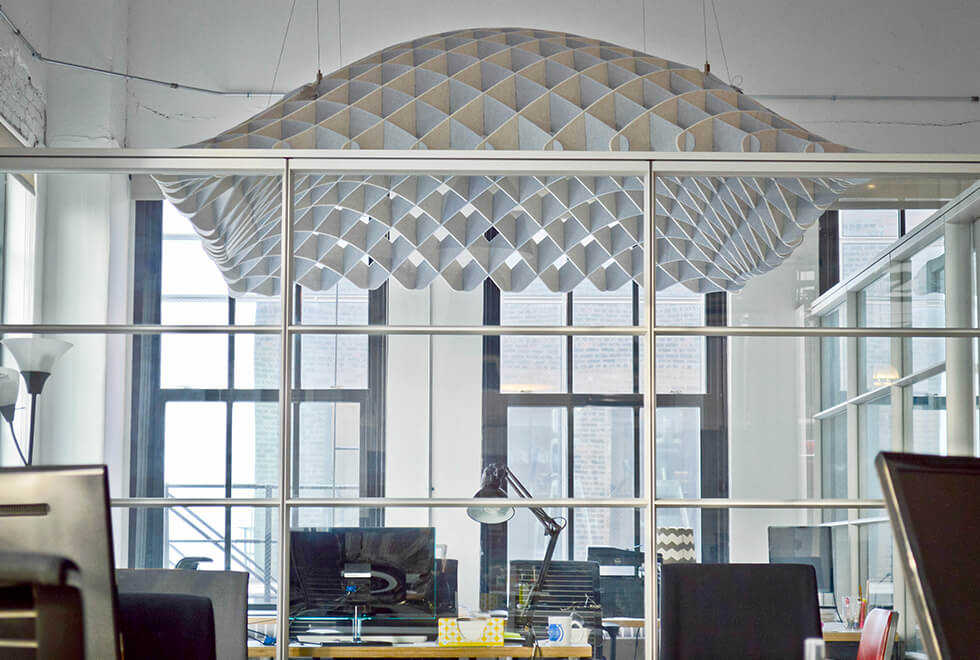 Asset Office Interiors Acoustical Net