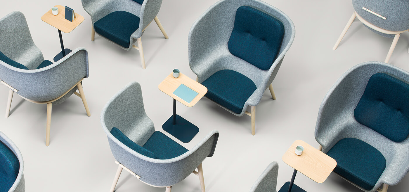 Asset Office Interiors-Seating