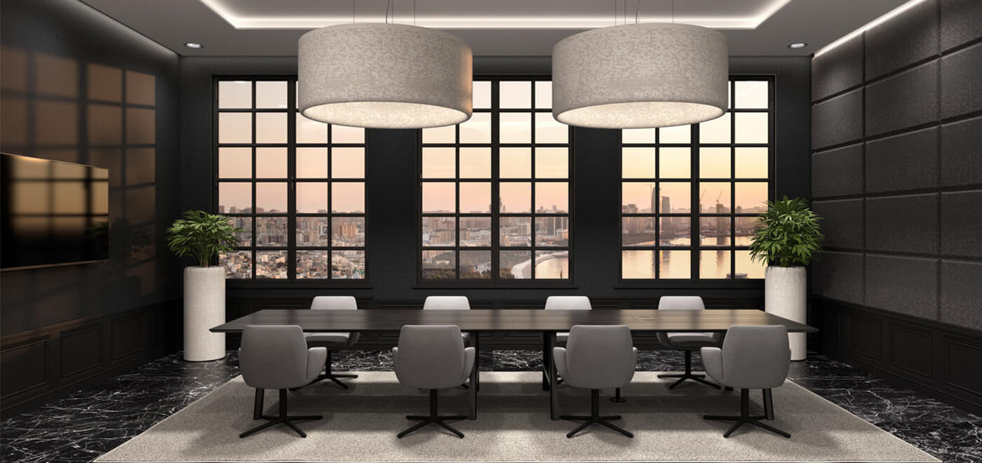 Asset Office Interiors-BuzziJet