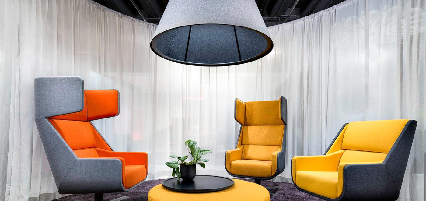 Asset Office Interiors-BuzziShade
