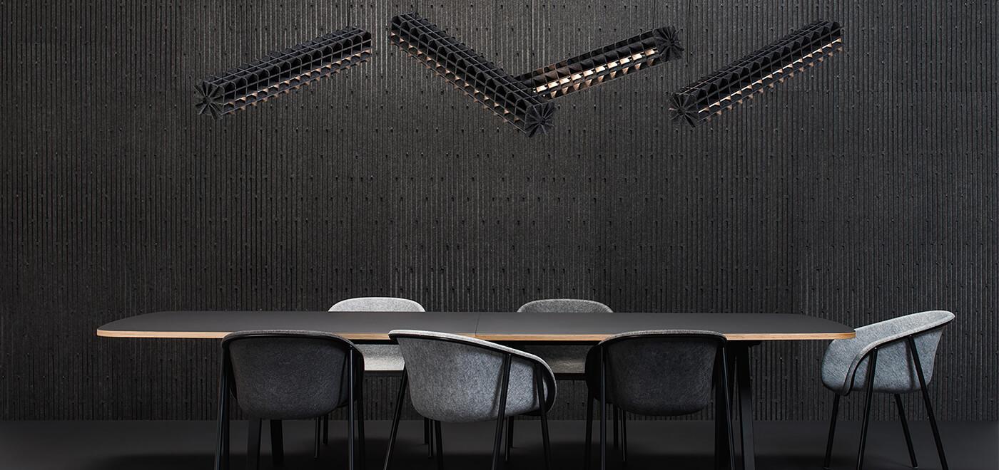 Asset Office Interiors-Radial