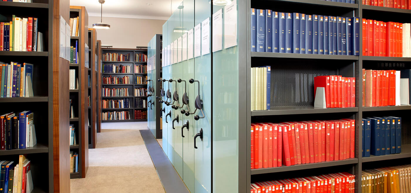 Asset Office Interiors-Foreg Library