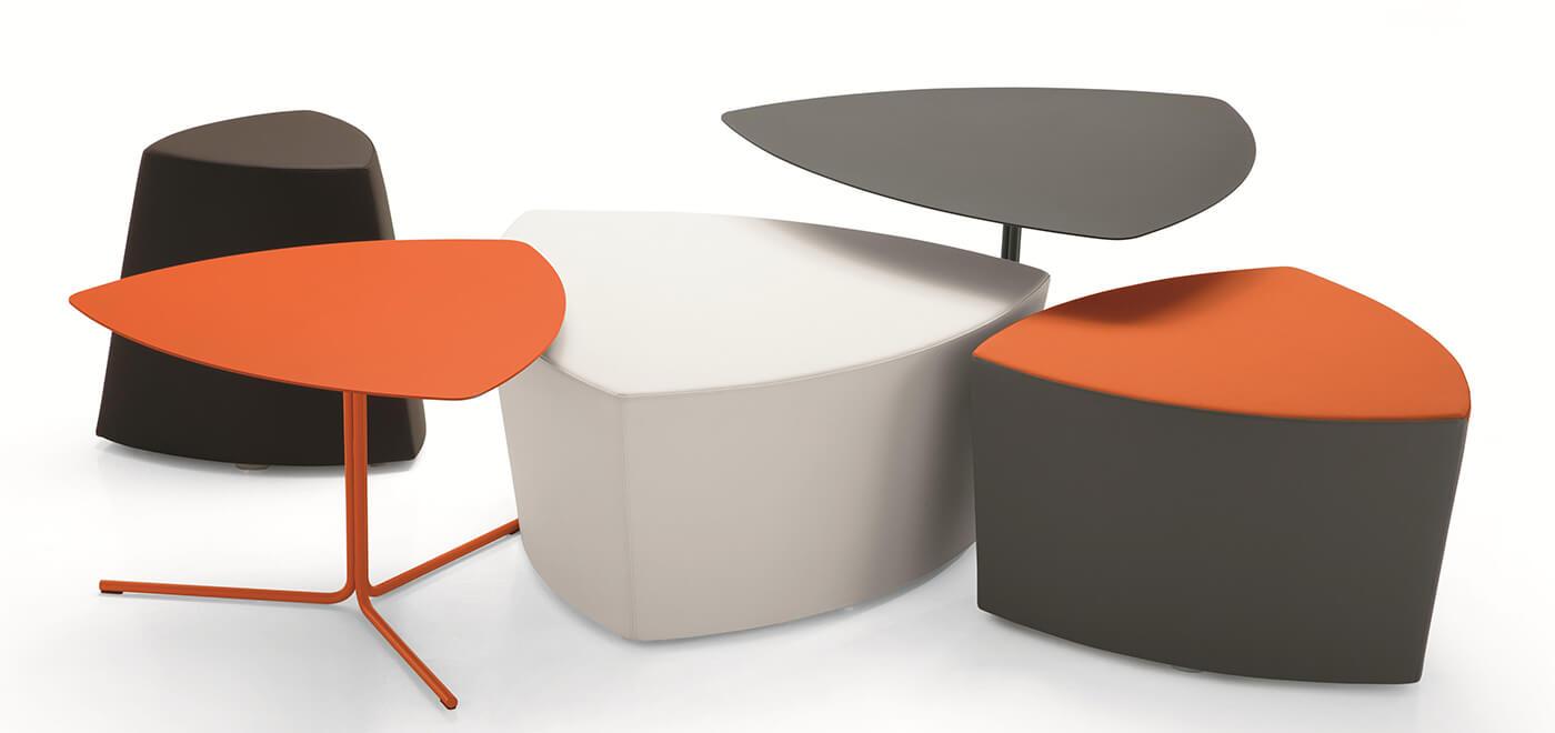 Asset Office Interiors-Kensho Pouf