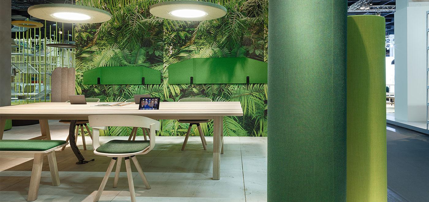 Asset Office Interiors-BuzziFloat