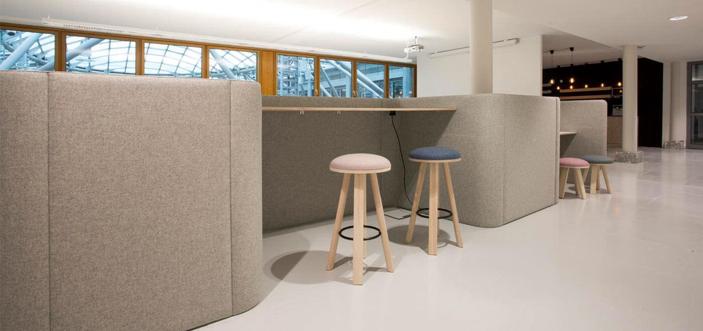 Asset Office Interiors-BuzziMilk