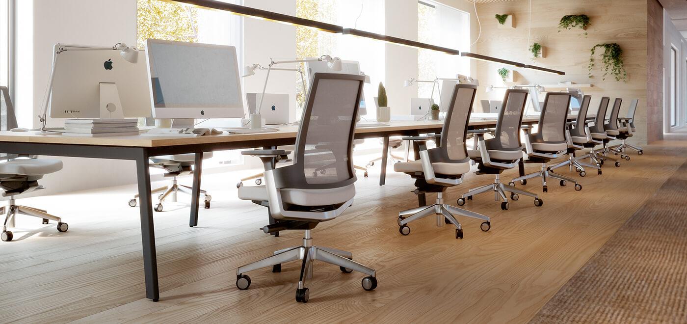 Asset office interiors for Muebles de oficina sarmiento 1400