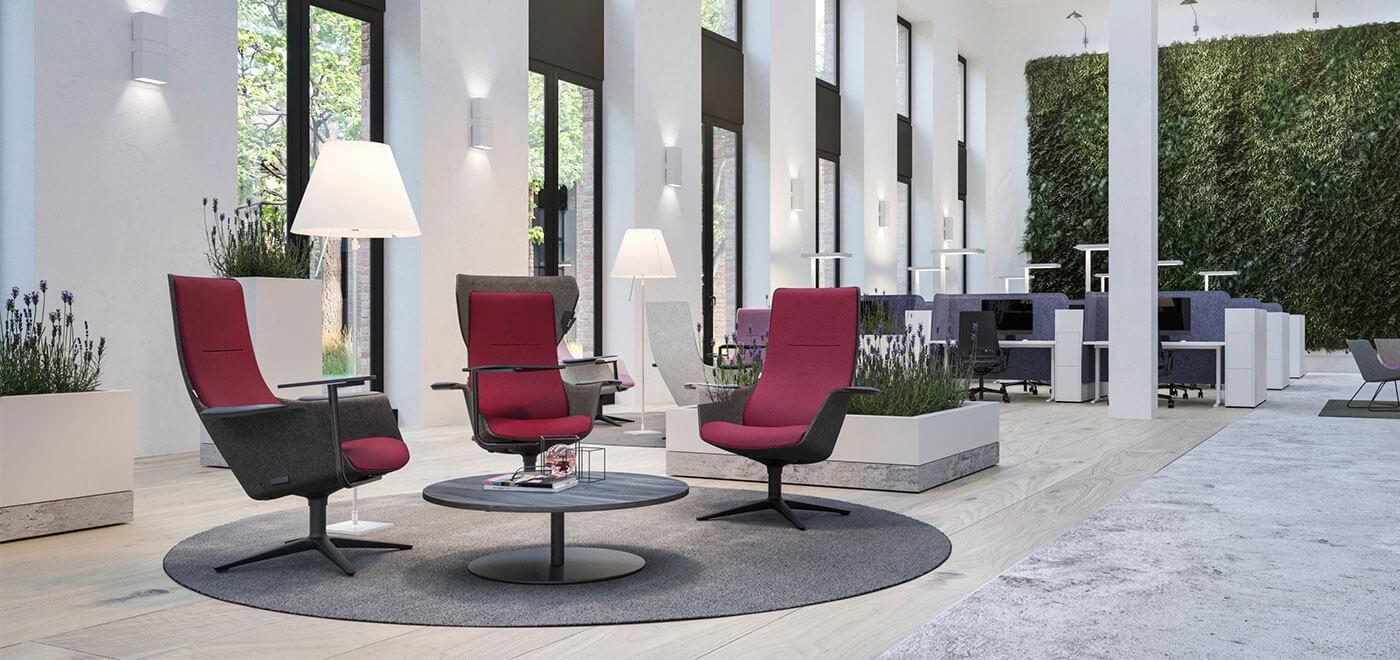 Asset Office Interiors-WOOOM