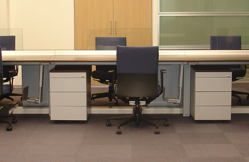 Asset Office Interiors-Alpha Bank