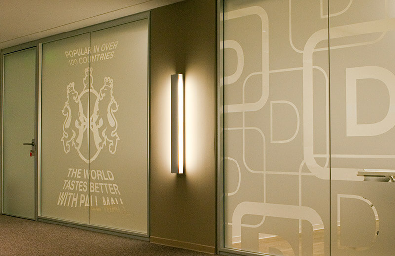 Asset Office Interiors-British American Tobacco