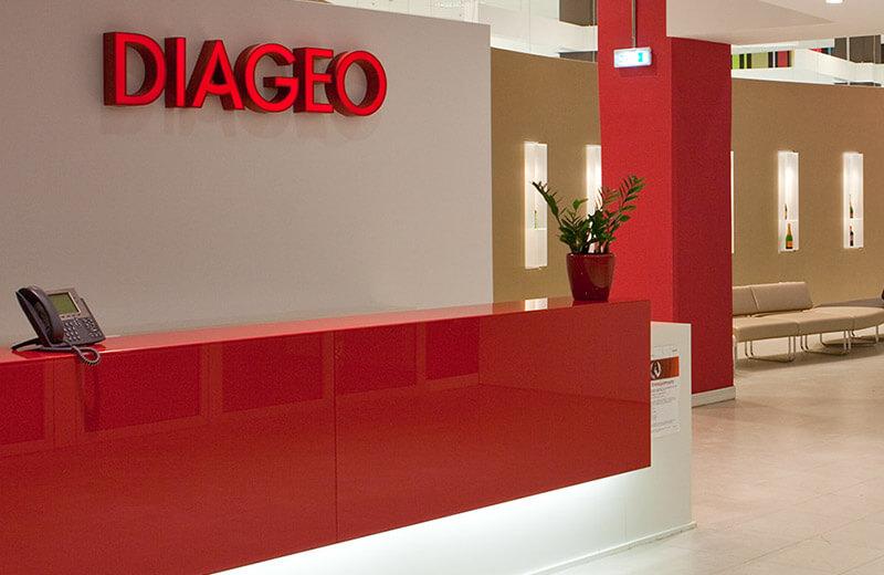 Asset Office Interiors-Diageo