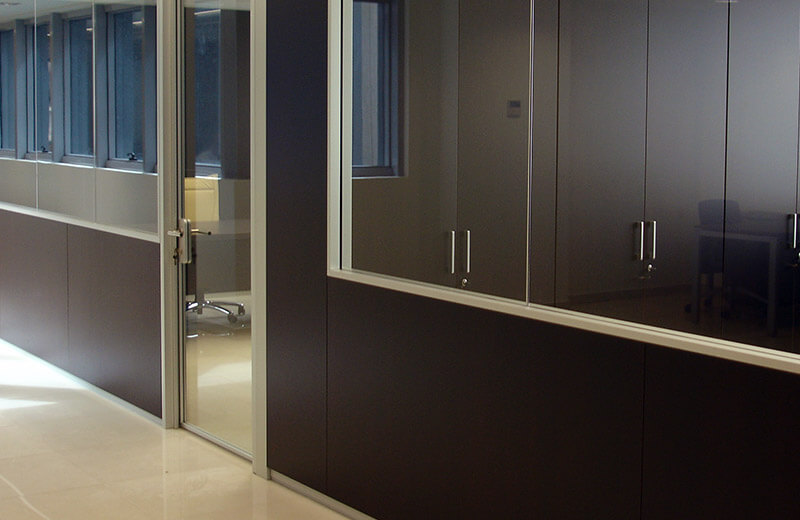 Asset Office Interiors-Υδρόγειος Ασφαλιστική