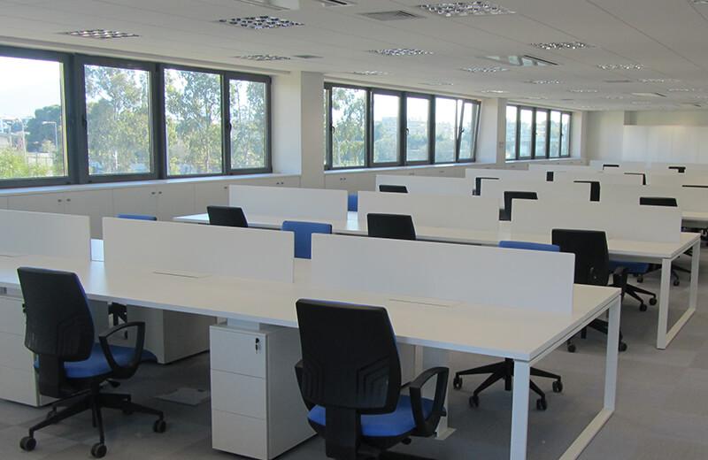 Asset Office Interiors-FrieslandCampina