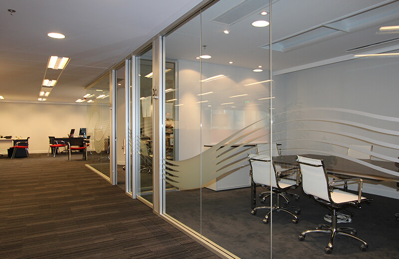 Asset Office Interiors-HSBC Bank