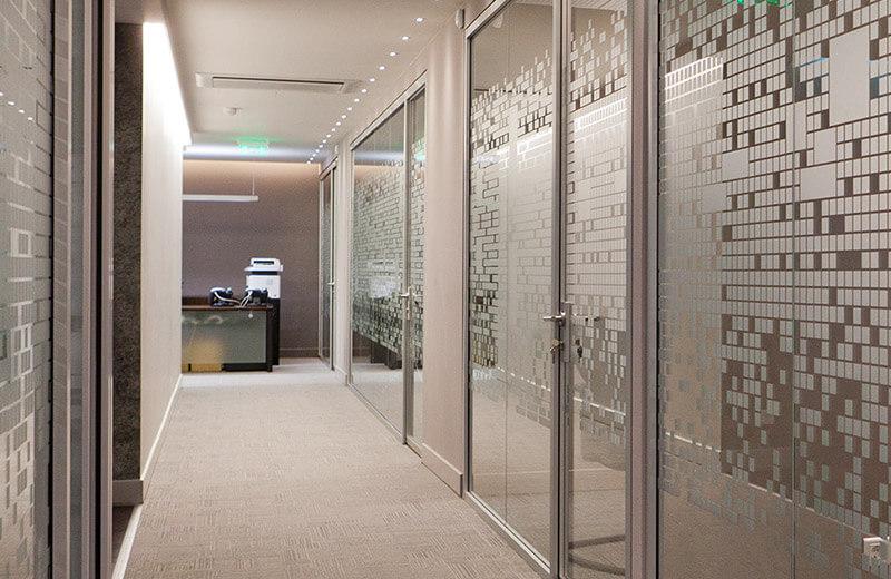 Asset Office Interiors-Citibank