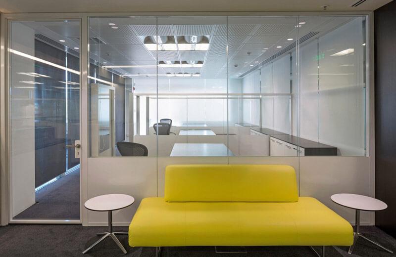Asset Office Interiors-DVB Bank