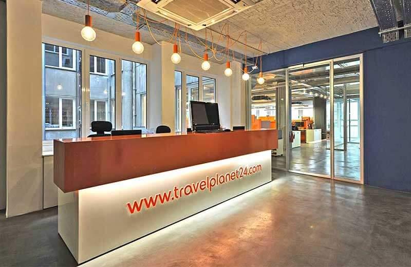 Asset Office Interiors-Travelplanet24