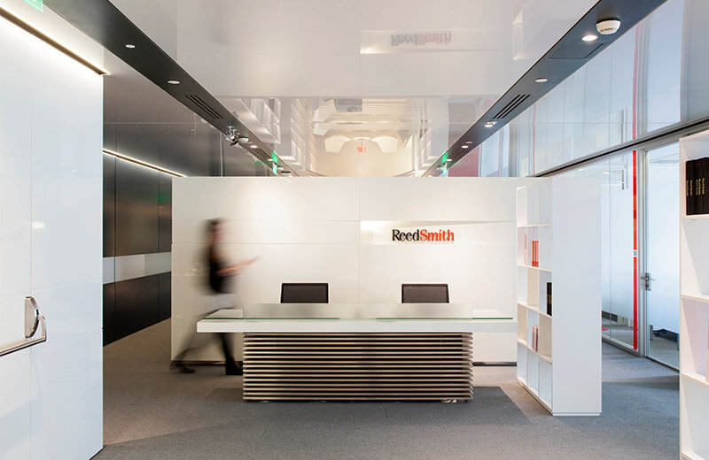 Asset Office Interiors-ReedSmith