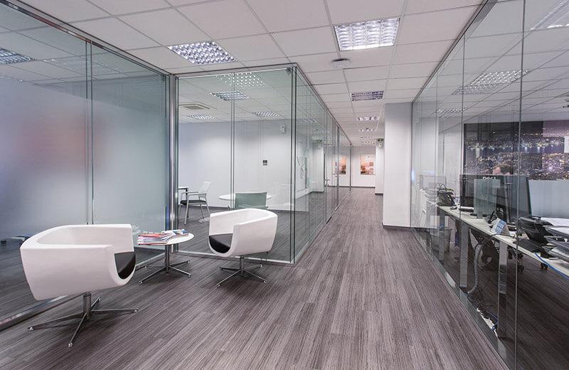 Asset Office Interiors-St. Jude Medical