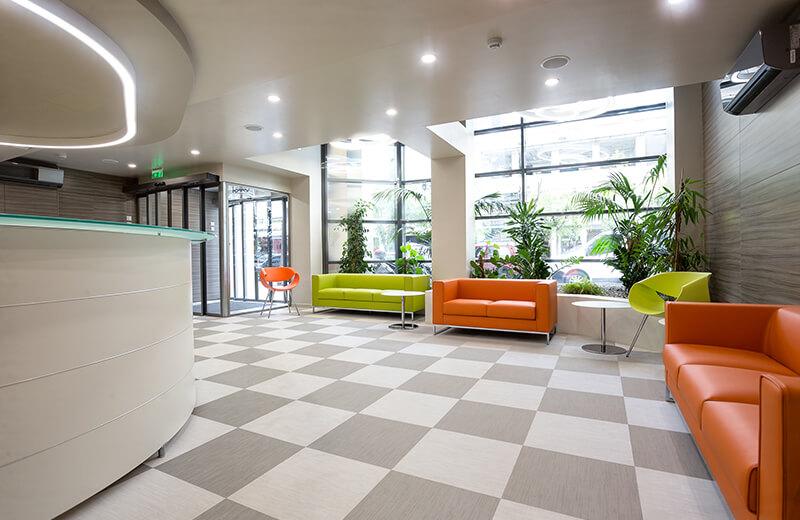 Asset Office Interiors-Μονάδα Ημερήσιας Νοσηλείας - Γενική & Οδοντιατρική Ιατρική