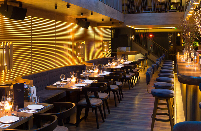 Asset Office Interiors-Mayor Bar Restaurant